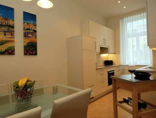 Serviced Apartment Wien, Typ Comfort Family -