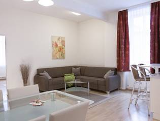Serviced Apartment Wien, Typ Comfort -