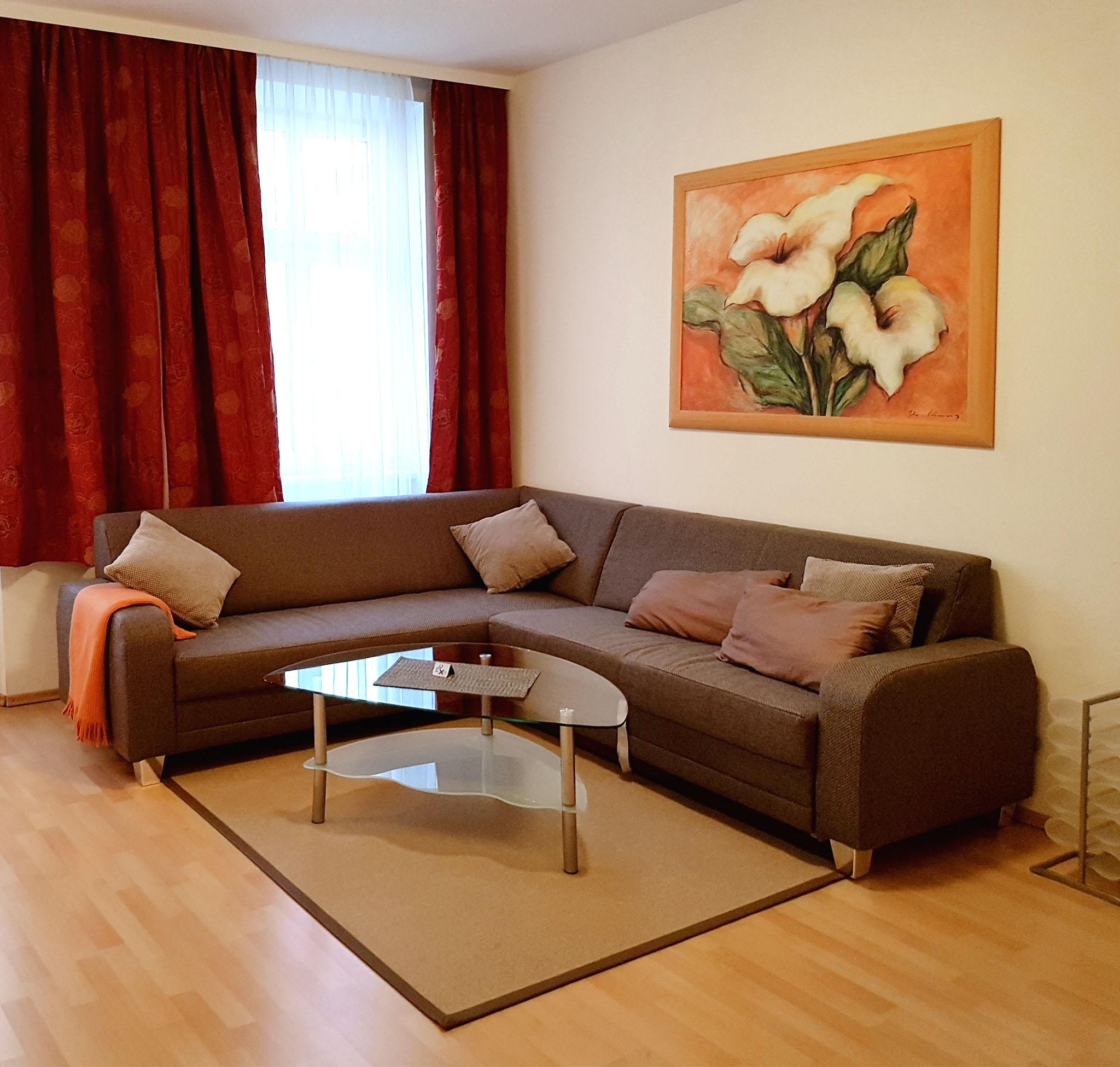 ... Serviced Apartment Wien, Typ Comfort   Apartment Wien Riess Rotenhofgasse Komfort  ...